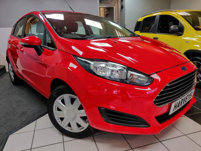 USED 2012 62 FORD FIESTA 1.2 STYLE 5d 81 BHP