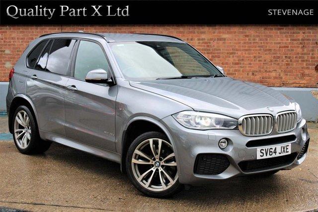 USED 2014 64 BMW X5 3.0 40d M Sport Auto xDrive (s/s) 5dr SATNAV,BLUETOOTH,XENON,SENSORS