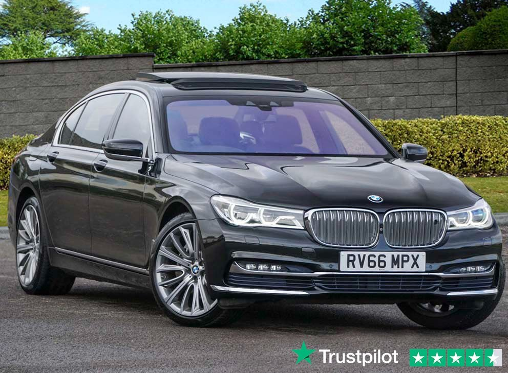 USED 2016 66 BMW 7 SERIES 3.0 740LD XDRIVE EXCLUSIVE 4d 315 BHP