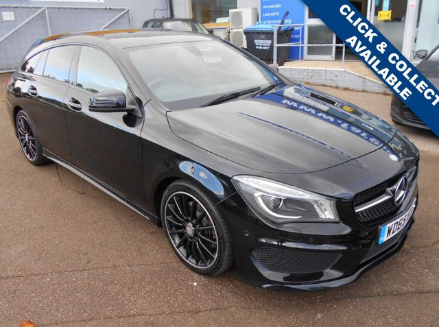 USED 2015 65 MERCEDES-BENZ CLA 2.1 CLA 220 D AMG LINE 5d 174 BHP STUNNING CONDITION AND DRIVE