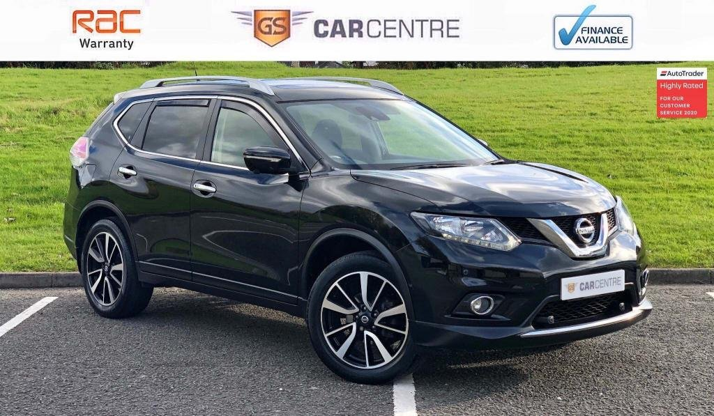 USED 2016 16 NISSAN X-TRAIL 1.6 dCi n-tec (s/s) 5dr Pan Roof + Nav + Cruise