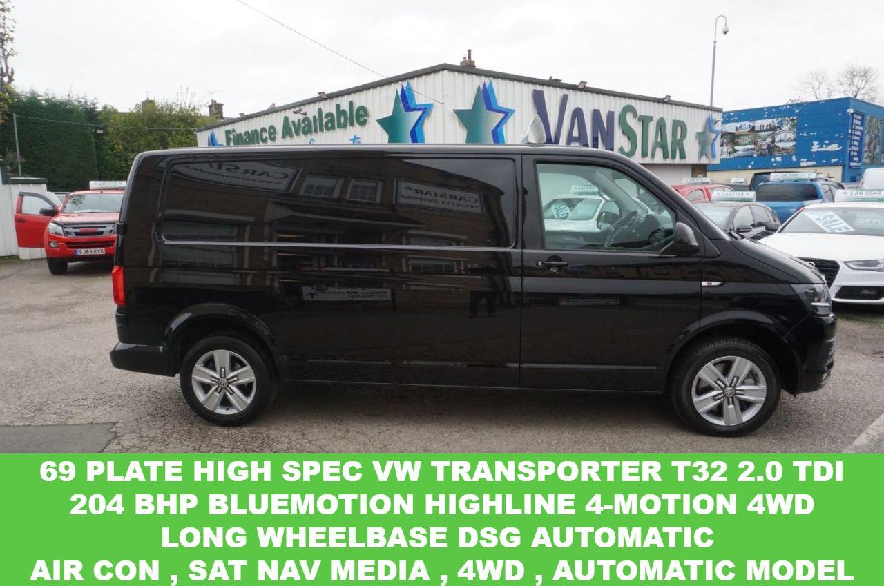 Volkswagen Transporter T32 Tdi P V Highline 4motion