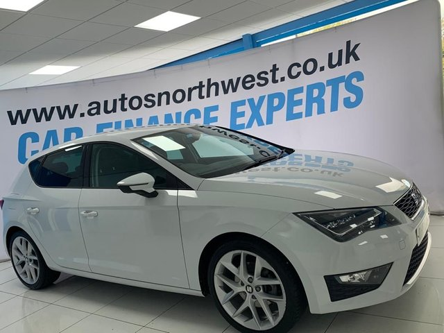 SEAT LEON at Autos North West