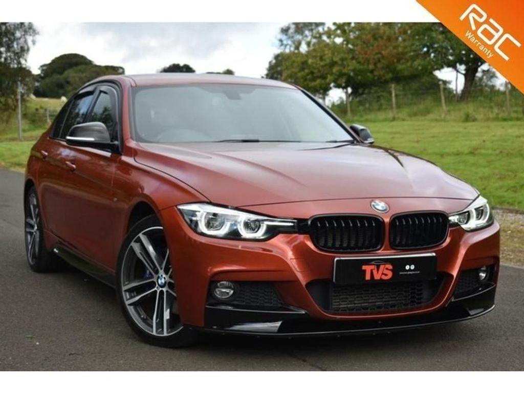 USED 2018 18 BMW 3 SERIES 2.0 320D XDRIVE M SPORT SHADOW EDITION 4d 188 BHP M Performance Bodykit!