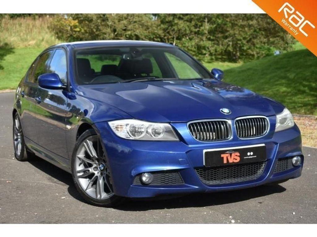 USED 2011 61 BMW 3 SERIES 2.0 318I SPORT PLUS EDITION 4d 141 BHP 1 OWNER,FSH,STUNNING,1 YR MOT