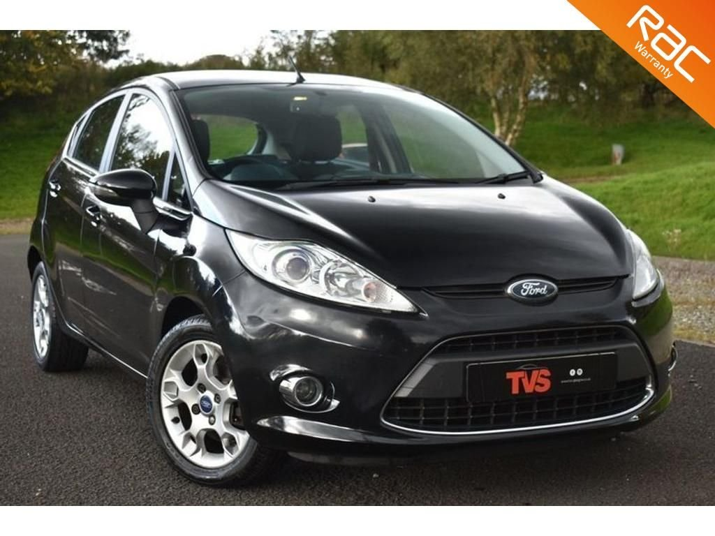 USED 2011 09 FORD FIESTA 1.4 ZETEC 16V 5d 96 BHP FULL HISTORY! T/BELT REPLACED!