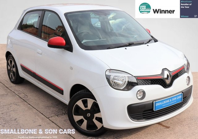 USED 2015 64 RENAULT TWINGO 1.0 PLAY SCE 5d 70 BHP * BUY ONLINE * CONTACTLESS PURCHASE AVAILABLE *