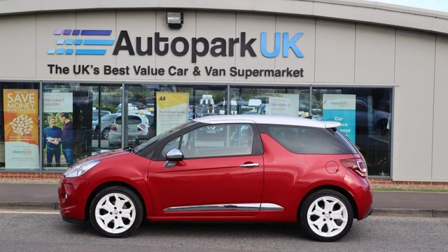 USED 2013 63 CITROEN DS3 1.6 E-HDI AIRDREAM DSPORT PLUS 3d 111 BHP . LOW DEPOSIT OR NO DEPOSIT FINANCE AVAILABLE . COMES USABILITY INSPECTED WITH 30 DAYS USABILITY WARRANTY + LOW COST 12 MONTHS USABILITY WARRANTY AVAILABLE FOR ONLY £199 (DETAILS ON REQUEST). ALWAYS DRIVING DOWN PRICES . BUY WITH CONFIDENCE . OVER 1000 GENUINE GREAT REVIEWS OVER ALL PLATFORMS FROM GOOD HONEST CUSTOMERS YOU CAN TRUST .