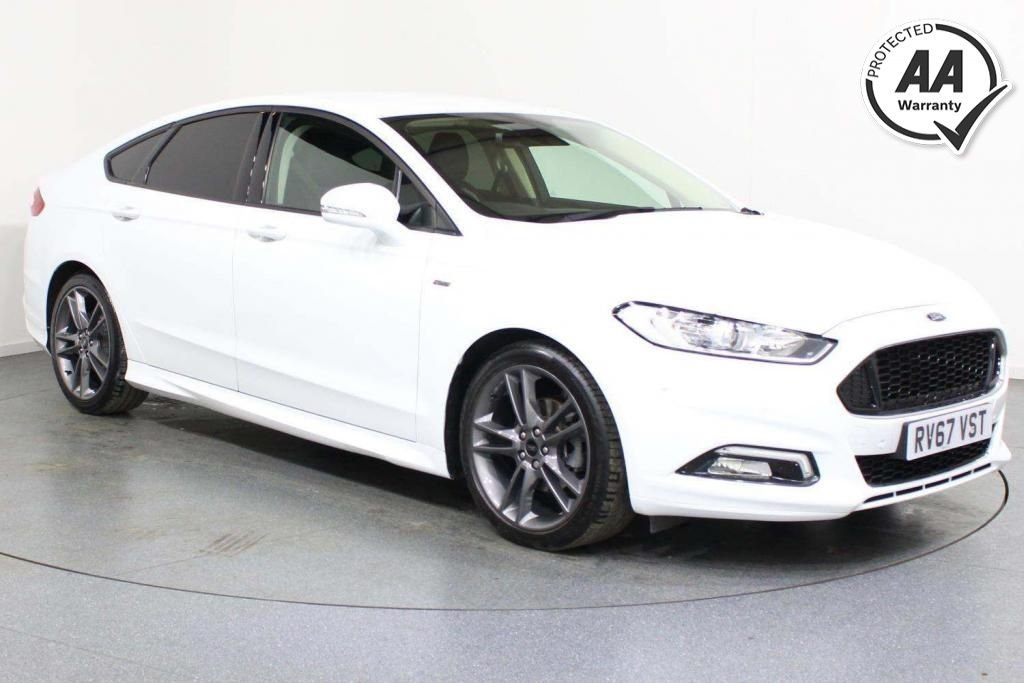 USED 2017 67 FORD MONDEO 2.0 TDCi ST-Line X Powershift (s/s) 5dr AA WARRANTY & BREAKDOWN INC