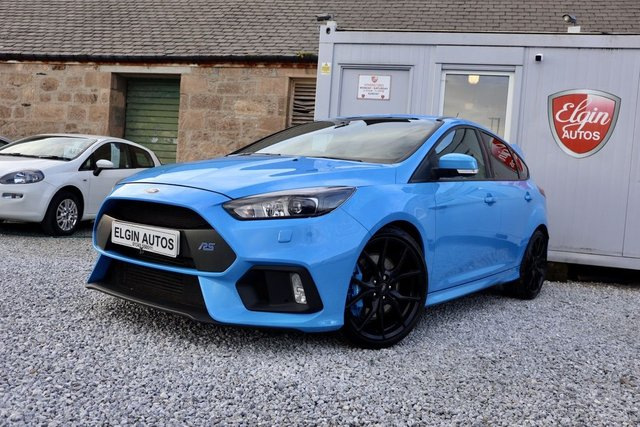 2016 66 FORD FOCUS RS 2.3 EcoBoost 5dr ( 350 bhp )