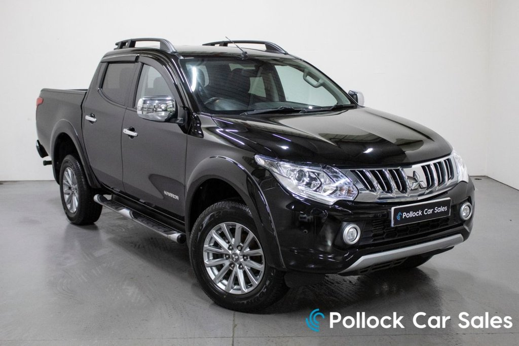 USED 2015 65 MITSUBISHI L200 WARRIOR 178BHP MANUAL NEVER TOWED Never Towed, Low Mileage, Excellent Condition