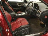 USED 2014 64 JAGUAR XF 3.0 D V6 S PORTFOLIO 4d 275 BHP