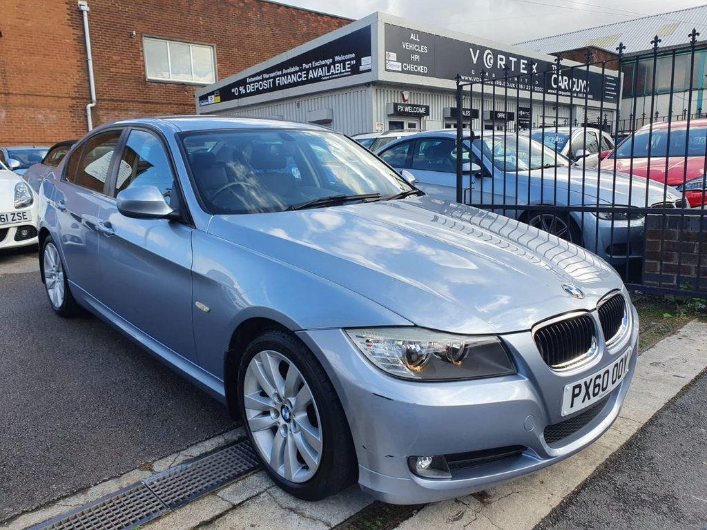 USED 2010 60 BMW 3 SERIES 2.0 320D SE BUSINESS EDITION 4d 181 BHP