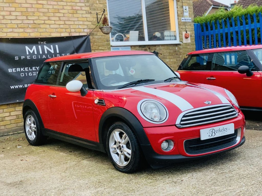 USED 2012 61 MINI HATCH ONE 1.6 ONE 3d 98 BHP WE SPECIALISE IN MINI'S!!!!!!