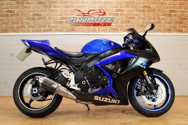 USED 2006 06 SUZUKI GSXR 600 K6