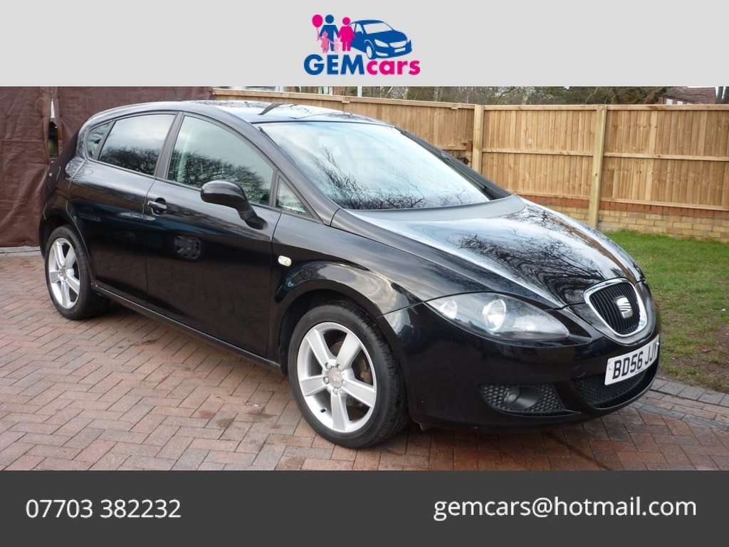USED 2006 56 SEAT LEON 1.9 STYLANCE TDI 5d 103 BHP GO TO OUR WEBSITE TO WATCH A FULL WALKROUND VIDEO