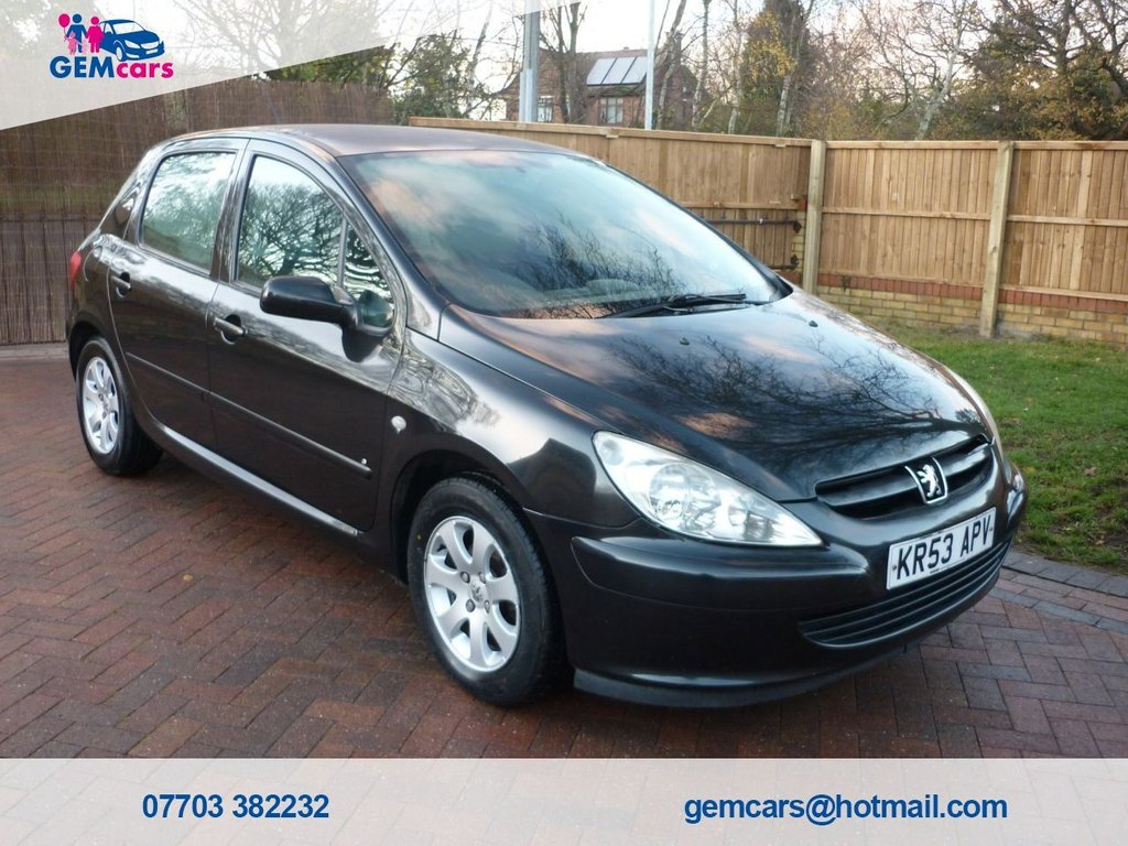 USED 2004 53 PEUGEOT 307 2.0 S HDI 5d 89 BHP GO TO OUR WEBSITE TO WATCH A FULL WALKROUND VIDEO
