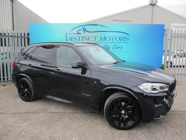 USED 2014 63 BMW X5 3.0 XDRIVE30D M SPORT 5d 255 BHP