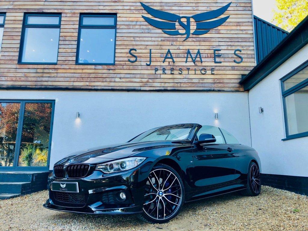USED 2017 17 BMW 4 SERIES 3.0 435D XDRIVE M SPORT 2d 309 BHP
