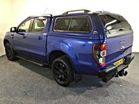USED 2018 68 FORD RANGER 3.2 WILDTRAK 4X4 DCB TDCI 4d 197 BHP