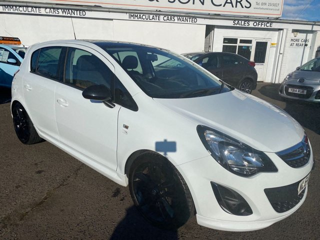 USED 2014 64 VAUXHALL CORSA 1.2 LIMITED EDITION 5d 83 BHP