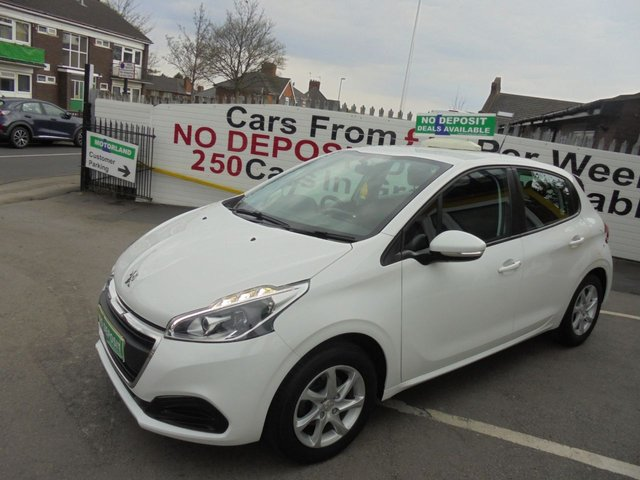 USED 2017 67 PEUGEOT 208 1.2 S/S ACTIVE 5d 82 BHP ** JUST ARRIVED ** AUTOMATIC**