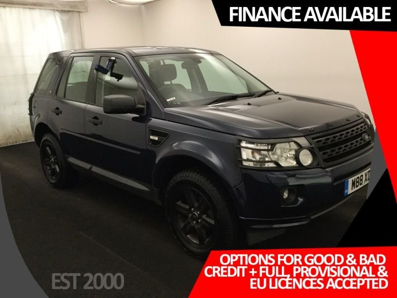 USED 2010 M LAND ROVER FREELANDER 2.2 TD4 GS 5d 150 BHP * PARKING SENSORS * 17'' ALLOYS *  7 SERVICES  *