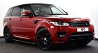 USED 2017 66 LAND ROVER RANGE ROVER SPORT 3.0 SD V6 Autobiography Dynamic CommandShift 2 4X4 (s/s) 5dr £85k New, F/LR/S/H, Pan Roof +