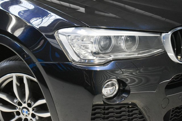BMW X4 at Superbia Automotive
