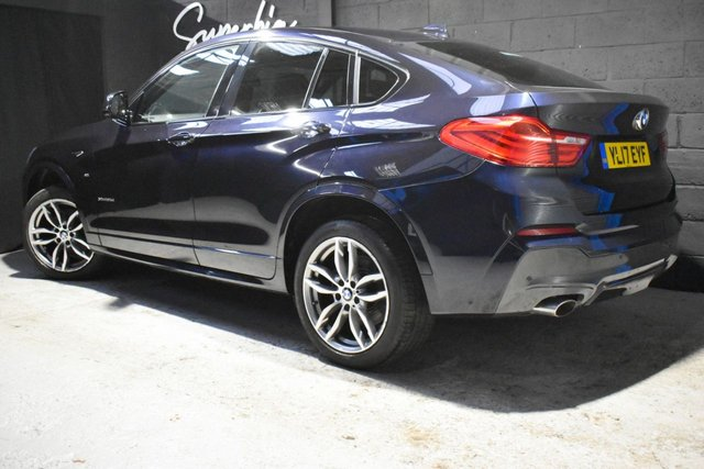 BMW X4 at Superbia Automotive