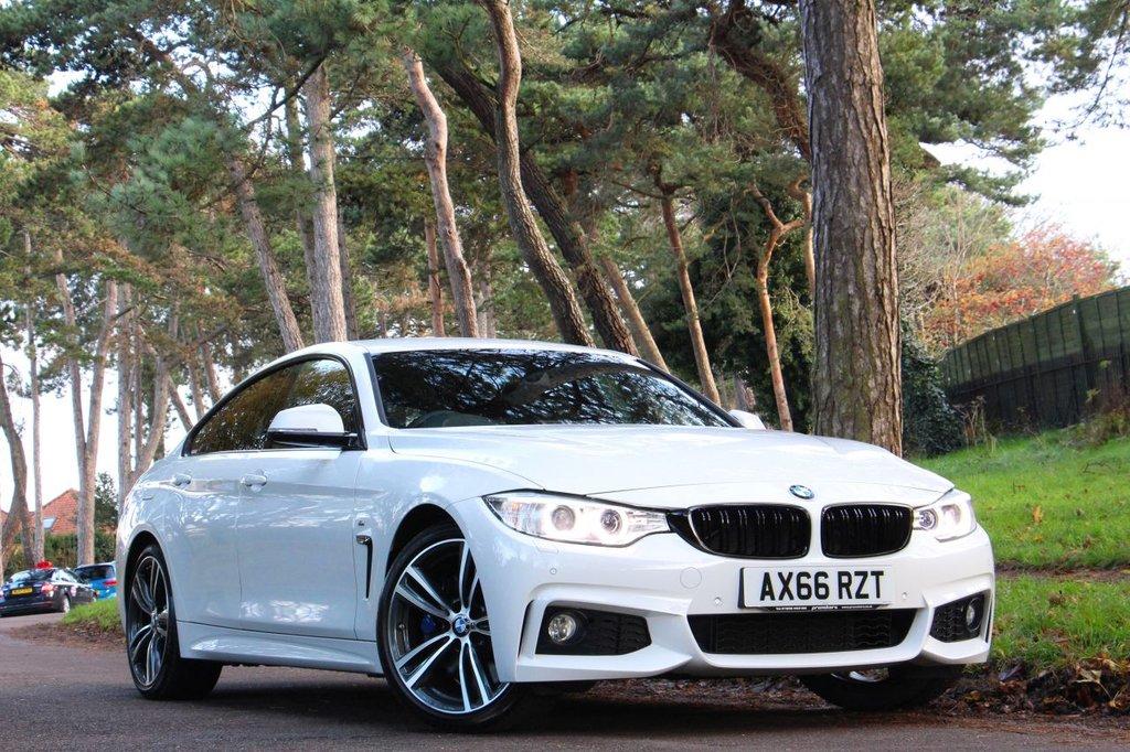 USED 2016 66 BMW 4 SERIES 430i M SPORT GRAN COUPE 250BHP