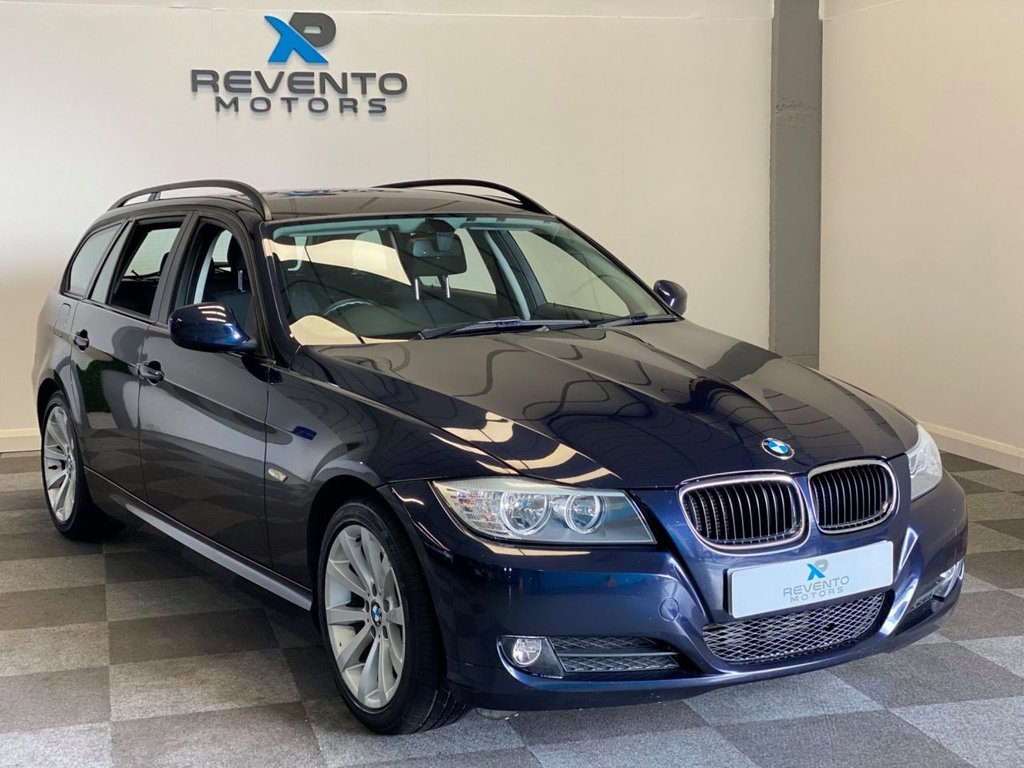 USED 2009 59 BMW 3 SERIES 2.0 318D SE TOURING 5d 141 BHP