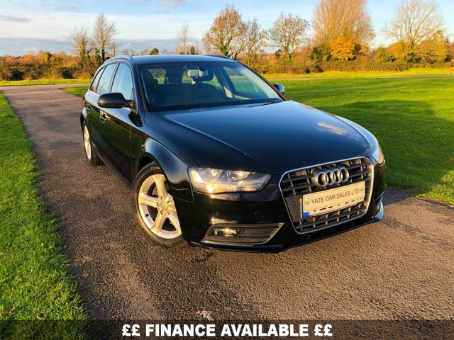 USED 2014 64 AUDI A4 2.0 TDI ULTRA SE TECHNIK 5d 161 BHP (FREE 2 YEAR WARRANTY)