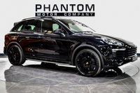 USED 2015 11 PORSCHE CAYENNE 3.0 D V6 TIPTRONIC S 5d 262 BHP