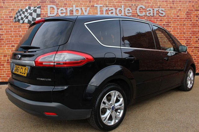 FORD S-MAX at Derby Trade Cars