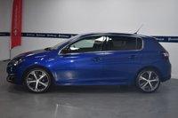 USED 2015 65 PEUGEOT 308 1.6 BLUE HDI S/S GT LINE 5d 120 BHP (BLUETOOTH - SAT NAV - DAB)