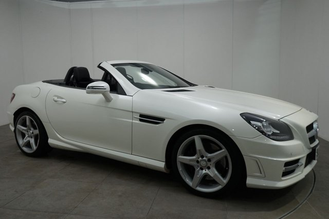 MERCEDES-BENZ SLK at Peter Scott Cars