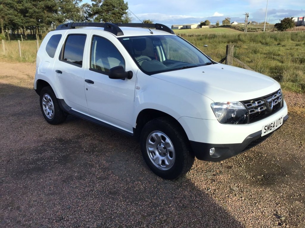 USED 2015 64 DACIA DUSTER 1.5 AMBIANCE DCI 5d 107 BHP