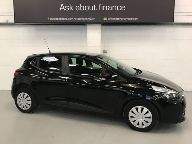 USED 2013 11 RENAULT CLIO 1.5 EXPRESSION PLUS ENERGY DCI ECO2 S/S 5d 90 BHP