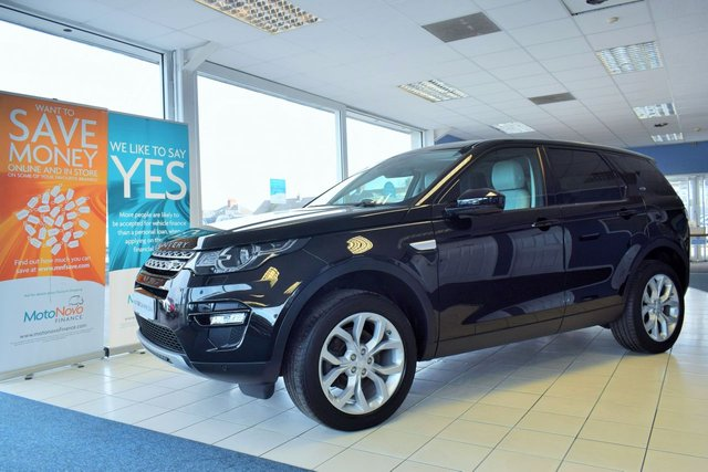 2016 66 LAND ROVER DISCOVERY SPORT 2.0 TD4 HSE 5d 180 BHP AUTOMATIC 7 SEATER