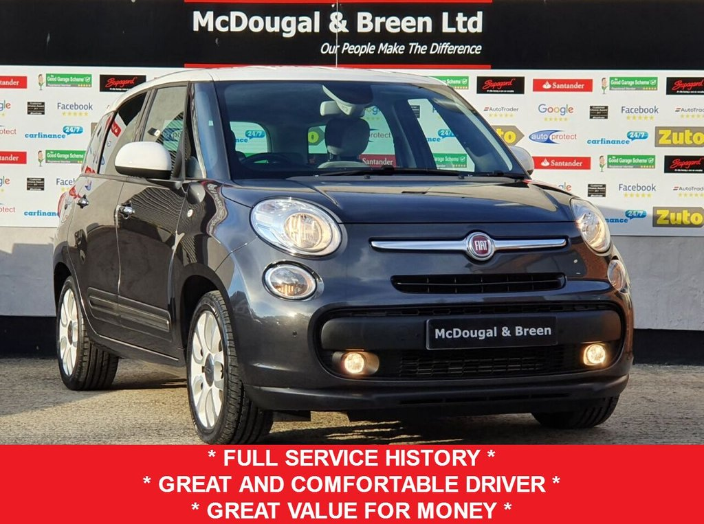 USED 2016 16 FIAT 500L MPW 1.6 MULTIJET POP STAR 5d 105 BHP