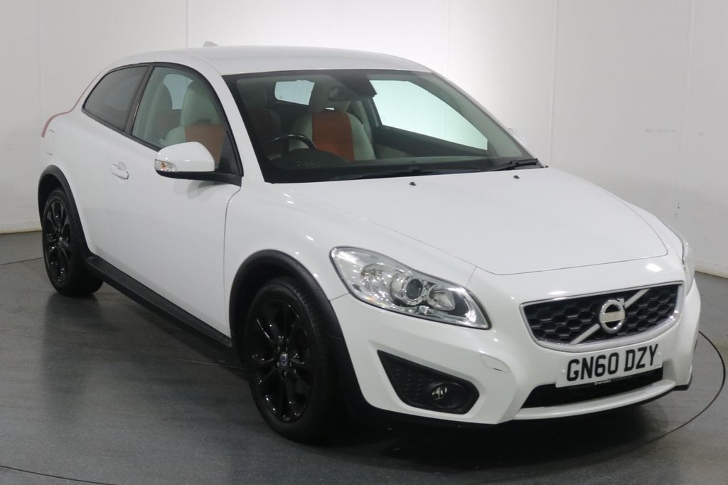 USED 2010 60 VOLVO C30 1.6 SE 3d 100 BHP FULL 6 STAMP SERVICE HISTORY