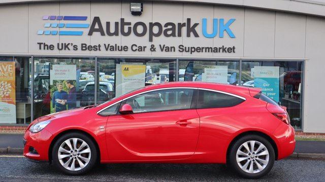 USED 2016 65 VAUXHALL ASTRA 1.4 GTC SRI S/S 3d 118 BHP . LOW DEPOSIT OR NO DEPOSIT FINANCE AVAILABLE . COMES USABILITY INSPECTED WITH 30 DAYS USABILITY WARRANTY + LOW COST 12 MONTHS USABILITY WARRANTY AVAILABLE FOR ONLY £199 (DETAILS ON REQUEST). ALWAYS DRIVING DOWN PRICES . BUY WITH CONFIDENCE . OVER 1000 GENUINE GREAT REVIEWS OVER ALL PLATFORMS FROM GOOD HONEST CUSTOMERS YOU CAN TRUST .