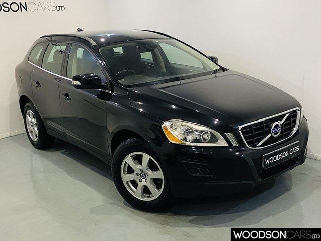 2012 12 VOLVO XC60 2.0 D3 DRIVE SE 5d 161 BHP
