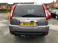 USED 2012 12 NISSAN X-TRAIL 2.0 TEKNA DCI  5d Family SUV with Massive High Spec Full Service History and Great Value for Money Fantastic Full Service History