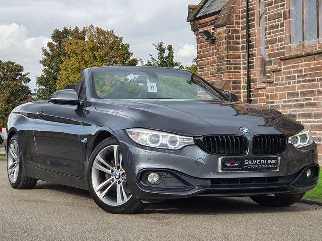 2014 14 BMW 4 SERIES 2.0 420D SPORT 2d 181 BHP