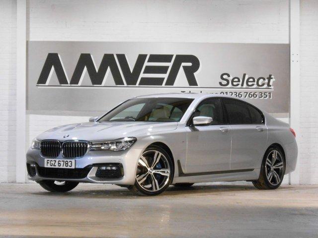 2017 17 BMW 7 SERIES 3.0 730D M SPORT 4d 261 BHP