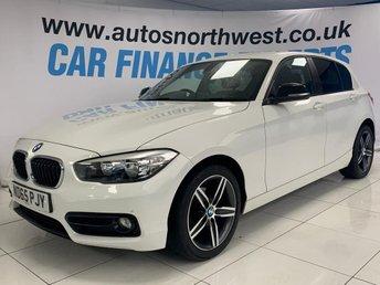 2015 BMW 1 SERIES 1.5 116D SPORT 5d 114 BHP £9500.00