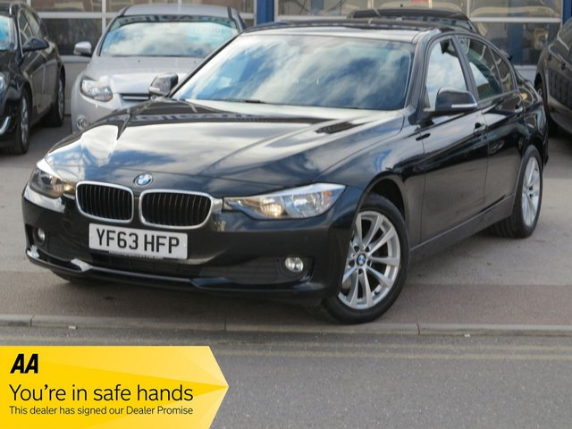USED 2013 K BMW 3 SERIES 2.0 320D SE 4d 182 BHP