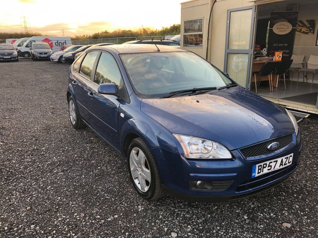 2008 57 FORD FOCUS 1.6 STYLE 5d 100 BHP
